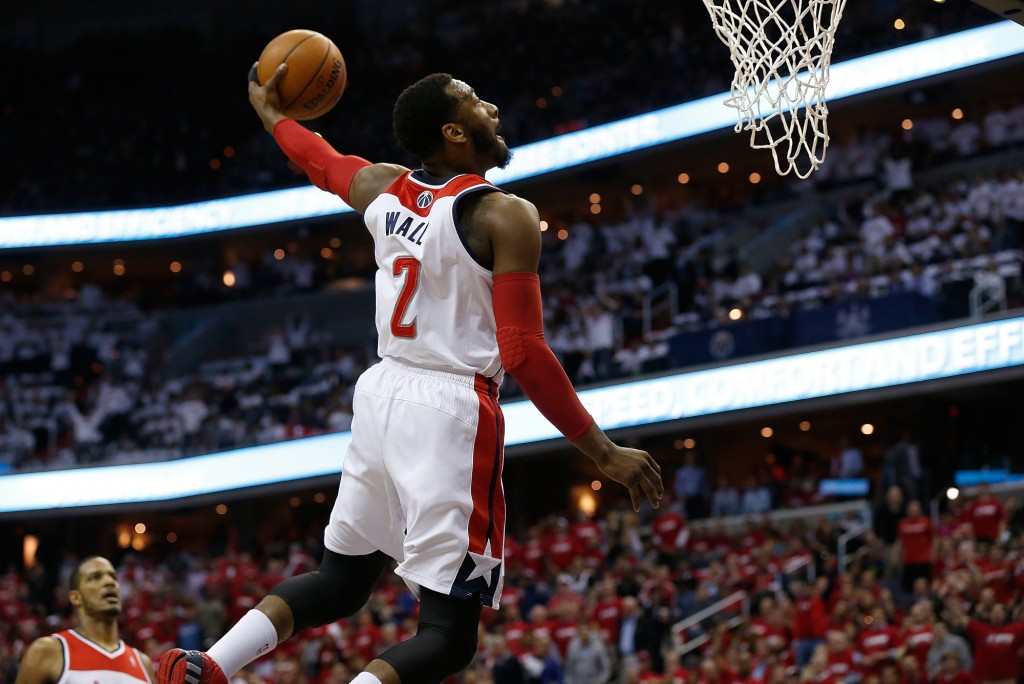 Chicago Bulls v Washington Wizards - Game Three