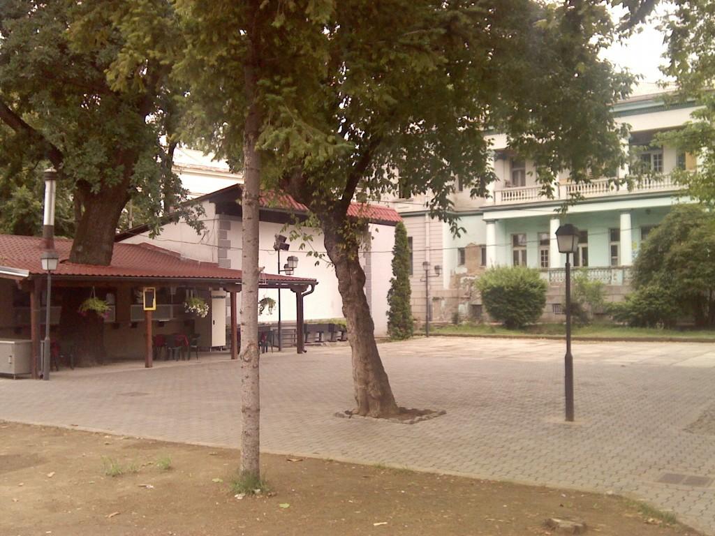 Beer Garden u Kragujevcu