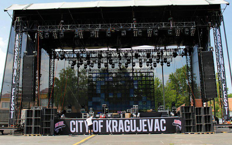 Arsenal Fest Main Stage